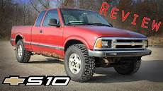 Chevy S10 Reviews 1995 chevy s10 review