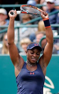 stephens beats vesnina to win volvo car open the sumter item