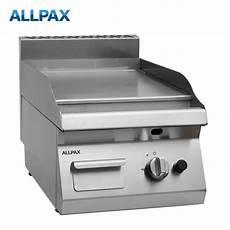 gas grillplatte eco 800 gastronomie grillplatten gas