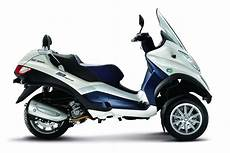 roller test piaggio mp3 lt 300 300 hybrid