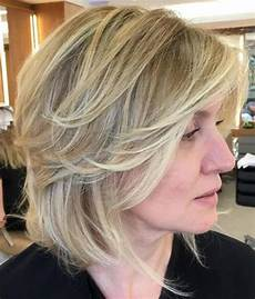 20 fun and flattering medium hairstyles for of all ages