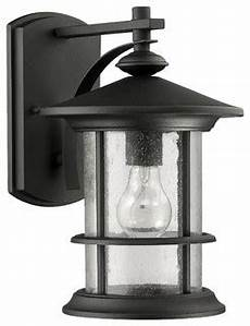 shop houzz lighting inc superiora transitional 1 light black outdoor wall