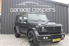 mercedes g occasion occasion mercedes g 400 cdi suv diesel 2001 zwart verkocht garage caspers