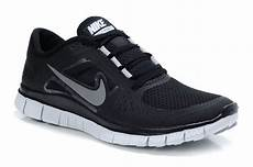 nike free run 3 mens running shoes black outlet store