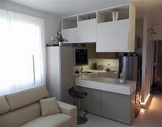 Küchenzeile 2 40m - petit appartement de 40m2 cuisine entr 233 e salon dressing