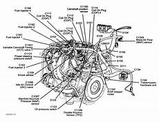need the location where is the map sensor located on a 2005 ford