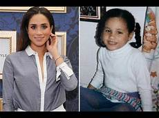 meghan markle doria radlan where was meghan markle born what nationality are