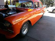1955 chevy pro street muscle car classic tri five fast street car for sale in el cajon
