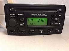 ford 6000 cd player radio rds code focus mondeo