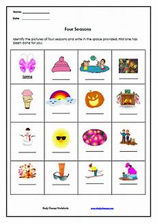 worksheets on seasons for grade 2 14834 worksheets