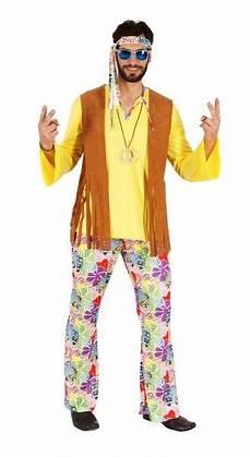Kleidung 70er Männer - kost 252 m hippie herren 70er jahre kost 252 m f 252 r m 228 nner
