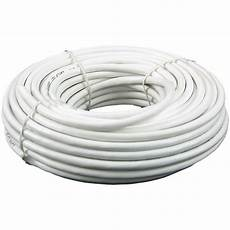phone wiring ge 100 ft cat3 6 conductor indoor phone installation wire white 21447 the home depot