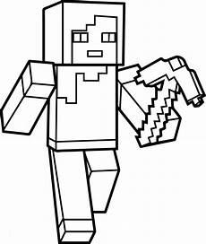 Minecraft Malvorlagen Terbaik Minecraft Zum Ausmalen Das Beste Lovely Minecraft