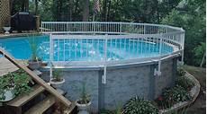 piscine hors sol cout prix d une piscine tarif moyen co 251 t de construction