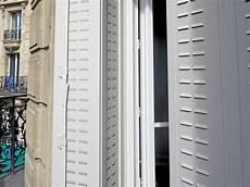 volet aluminium persienne volets pliants sur mesure volets persiennes aluminium