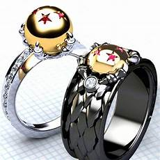 dragon ball z wedding ring dragon ball z wedding ring
