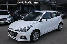 Hyundai I20 1 2 Select Facelift Klima Tageszulassung