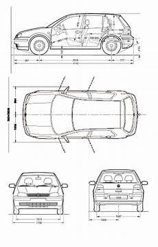 dimensions golf 5 ritningar och 3d bilder av golf iv volkswagen forum