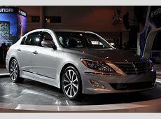 2012 Hyundai Genesis R Spec Does Burnout: Video