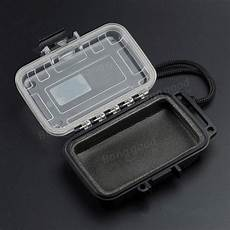 Portable Earphone Storage Protective Waterproof by Hzsound Waterproof Earphone Box Protective