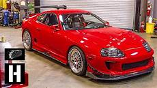 toyota supra mk4 730hp mk4 supra single turbo jdm madness