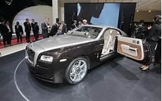 Rolls Royce Wraith Look 2013 Geneva Motor Show