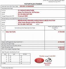 kode dan nomor faktur pajak kp2kp pacitan