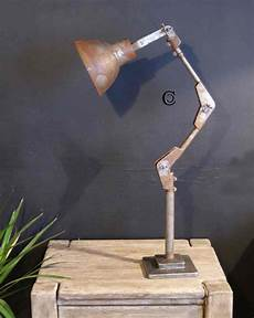 wall light anglepoise machinist style ant iron 1000mm cottingham collection