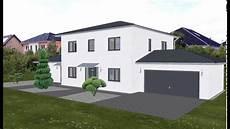 stadtvilla mit garage im wolf haus geplant emi support stadtvilla mit