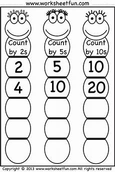 free skip counting worksheets for 1st grade 12030 skipcounting bug wfun 1 counting worksheets printable math worksheets math counting