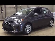 2016 Toyota Yaris Hatchback Le Review