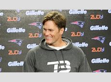tom brady news conference today