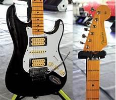 Guitars Dave Murray S Stratocaster
