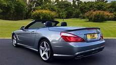 used mercedes sl sl 500 amg sport 2dr auto petrol