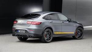 2017 Mercedes AMG GLC63 S Packs 375kW Punch  Car News