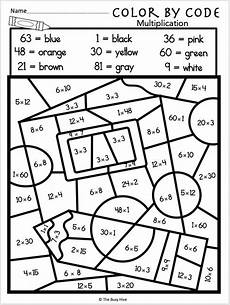 multiplication worksheets colouring 4348 free color by multiplication code worksheet kindergarten math worksheets math worksheets