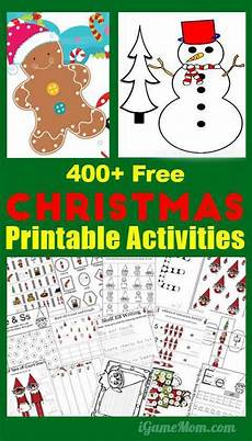 tons of free christmas printables for kids lesson plans