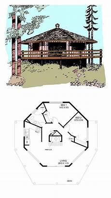 octagon house floor plans 16 best octagon style house plans images on pinterest