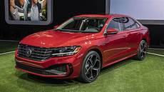volkswagen debuts 2020 passat midsize sedan autoblog