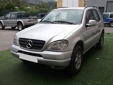 Mercedes Ml 270 Cdi Mercedes Vo671 Garage All Road