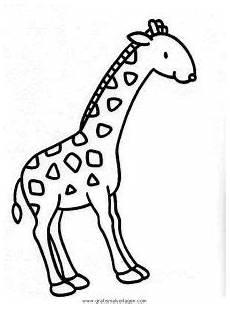 Malvorlagen Giraffe Um Giraffen 30 Gratis Malvorlage In Giraffen Tiere Ausmalen