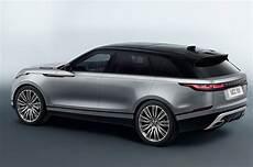 first 2018 range rover velar automobile magazine