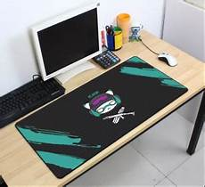 mousepad tapis de souris rainbow six siege 70x40cm grand