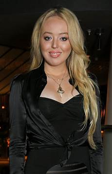 tiffany trump see tiffany trump s touching tribute to dad donald on his