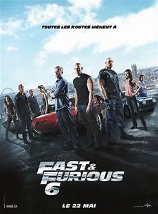 affiche fast and furious affiche du fast furious 6 affiche 1 sur 7 allocin 233