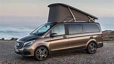 Mercedes Marco Polo Is Like A House On Wheels Emercedesbenz