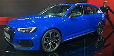 2018 Audi Rs4 Avant Revealed Here By April