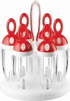 portaspezie girevole guzzini portaspezie girevole rosso my kitchen accessori