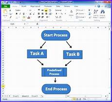 7 flow chart template excel exceltemplates exceltemplates