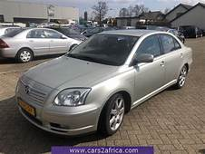 TOYOTA Avensis 20 66090  Used Available From Stock